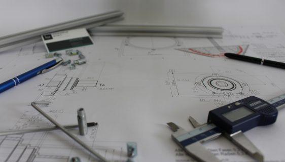 dessins d'ingénierie civile
